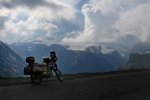 A hágón Oroszország felé / On the pass towards Russia