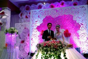 Az ifjú pár /  Husband and wife