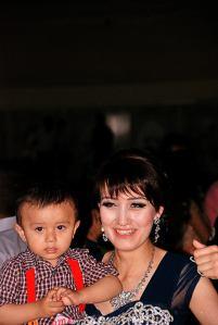 Anya és fia /  Mother and son