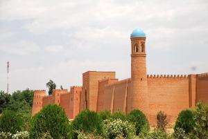 Majdnem mint Üzbegisztán / Almost like Uzbekistan