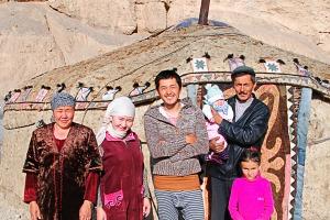 A boldog család The happy family