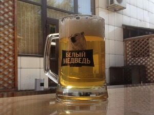 Végre a megérdemelt söröm / Finally my  deserved beer