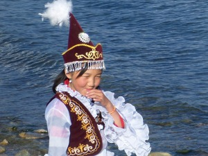 Kirgiz népviselet / Kyrgyz traditional dress