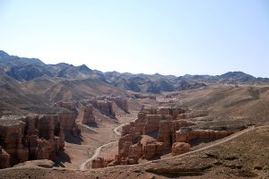 Charin Canyon