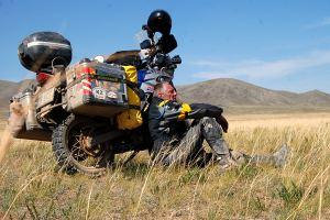 Csak én és a motorom / Only me and my bike