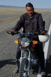 A motoros társ / My biker boddy