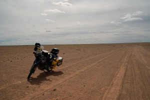 A Gobi sivatagban / In the Gobi desert