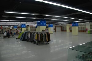 Shopping Mall in Ulaanbaatar