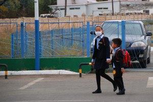 Iskolások Ulánbátorban / Kids in Ulaanbaatar