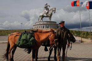 Jack a lovas ember. / Jack the horsemen.